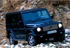 Mercedes-Benz G 400 CDI Station Wagon lang