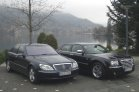 Chrysler 300C-Mercedes S  - Foto: press-inform