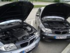 BMW 120i vs. 120d - Foto: press-inform
