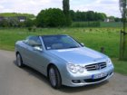 Mercedes-Benz CLK 320 CDI Cabriolet- Foto: press-inform