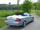 Mercedes-Benz CLK 320 CDI Cabriolet - Foto: press-inform