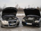 760Li vs A8 4.2 L - Foto: press-inform