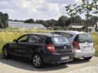 BMW 116i vs Mercedes A170 - Foto: Wolff