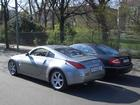 Mercedes CLK-Nissan 350 Z - Foto: press-inform
