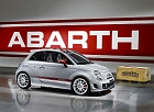Fiat 500 Abarth 595 50th Anniversario