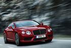 Bentley Continental GT V8  - Foto: Hersteller