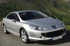 Peugeot 407 Coupe 205 V6 HDi