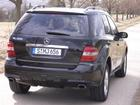 Mercedes-Benz ML 500- Foto: Wolff