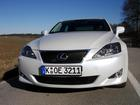 Lexus IS 250 - Foto: Zaumseil