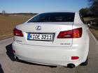 Lexus IS 250- Foto: Zaumseil