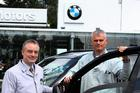 BMW X5 Security - Foto: Grundhoff