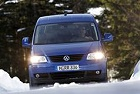 Volkswagen Caddy 1.9 TDI 4motion - Foto: Hersteller
