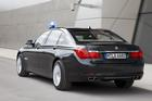 BMW 7er High Security- Foto: Hersteller