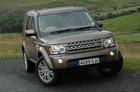Land Rover Discovery TD V6 2.7