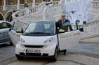 e-Smart in Monaco - Foto: Hersteller