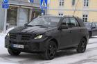 Mercedes-Benz ML  - Foto: Grundhoff