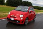 Fiat 500 C Abarth 1.4 Turbo T-Jet