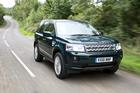 Land Rover Freelander Td4 E Softtop
