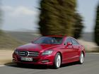 Mercedes-Benz CLS 350 CDI BlueEFFICIENCY- Foto: Hersteller