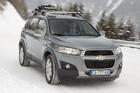 Chevrolet Captiva 2.2L 4WD