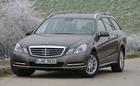 Mercedes-Benz E 350 CDI T BlueEFFICIENCY - Foto: Viehmann