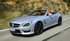 Mercedes-Benz SL 63 AMG Performance