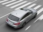Mercedes-Benz CLS 63 AMG Shooting Brake - Foto: Hersteller
