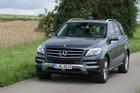 Mercedes-Benz ML 350 blueTEC - Foto: Wolff