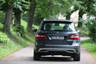 Mercedes-Benz ML 350 blueTEC- Foto: Wolff