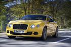 Bentley Continental GT Speed - Foto: Hersteller