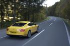 Bentley Continental GT Speed- Foto: Hersteller