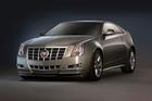 Cadillac CTS Coupe  - Foto: Hersteller