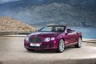 Bentley Continental GT Speed Cabrio- Foto: Hersteller