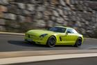 Mercedes-Benz SLS AMG Electric Drive - Foto: Hersteller
