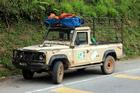 Land Rover in Malaysia - Foto: aaid