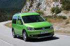 Volkswagen Caddy Cross  - Foto: Hersteller