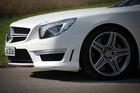 Mercedes-Benz SL 63 AMG Performance- Foto: Wolff