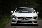 Mercedes-Benz SL 63 AMG Performance - Foto: Wolff