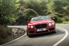 Bentley Continental GT V8 S  - Foto: Hersteller
