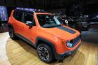 Jeep Renegade  - Foto: Wolff