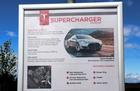 Supercharger in Europa - Foto: Gomoll