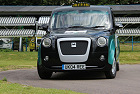 Neue Taxis f�r London  - Neue Tradition