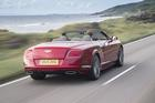 Bentley Continental GT Speed Convertible- Foto: Hersteller