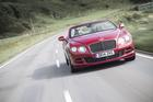 Bentley Continental GT Speed Convertible - Foto: Hersteller