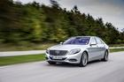 Mercedes-Benz S 500 Plug-in Hybrid
