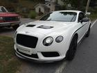 Bentley Continental GT3-R- Foto: Wolff