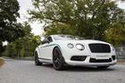 Bentley Continental GT3-R - Foto: Hersteller