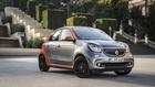 Smart Forfour pure