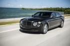 Bentley Mulsanne Speed - Foto: Hersteller