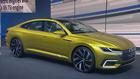 VW Sport Coup� Concept - Foto: Sommer